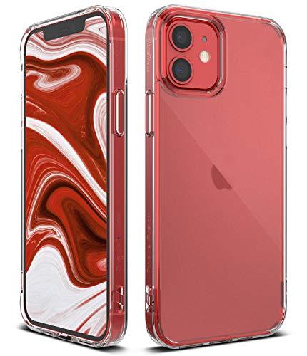 【Ringke】iPhone 12 mini ケース 5.4 インチ 対応 指紋防止 半透明 スマホケース マット クリア カバー ストラップホール付き 落下防止 アイフォン12 ケース アイフォン12ミニケース Fusion Matte (Frost Clear フロストクリア)