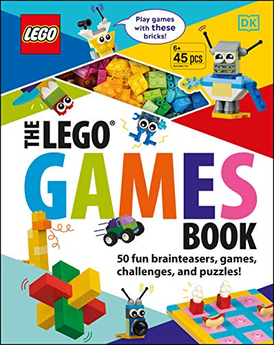 Compare Textbook Prices for The LEGO Games Book: 50 Fun Brainteasers, Games, Challenges, and Puzzles  ISBN 9781465497864 by Kosara, Tori