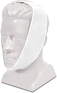 PRIMADA Premium White Chin Strap with Extra Support by AG Industries
