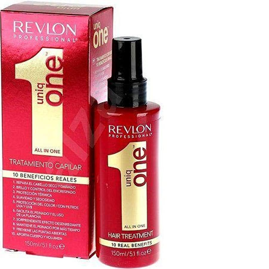 電化する台無しに関数UNIQ ONE All in one hair treatment 150 ml