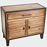 Christopher Knight Home Glendora Solid Wood Storage, Brown