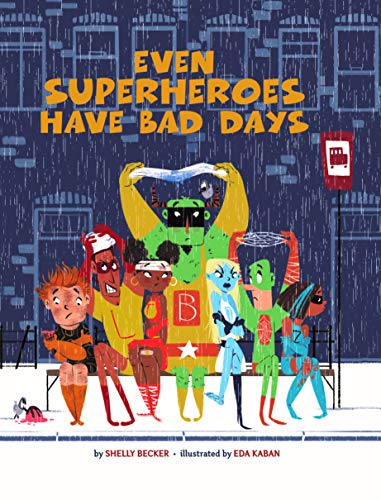 Even Superheroes Have Bad Days (Best Way To Sniff Poppers)