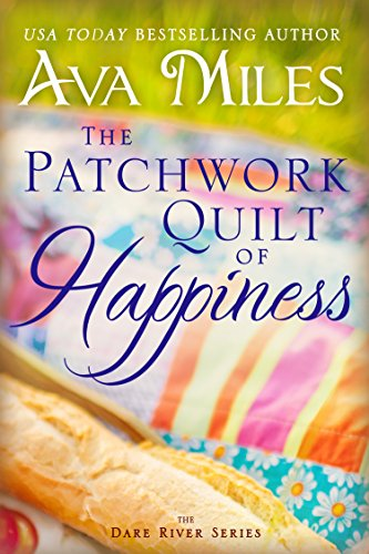 The Patchwork Quilt Of Happiness by Miles, Ava ebook deal