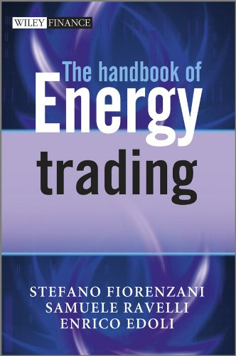 The Handbook of Energy Trading (Wiley Finance Series)