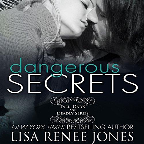 Dangerous Secrets audiobook cover art