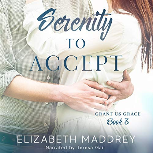 Serenity to Accept audiobook cover art