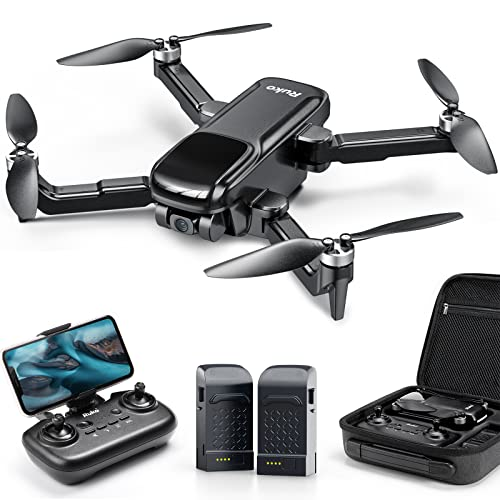 Ruko U11 Pro Drone for Adults, GPS Drone with 4K UHD Camera, Quadcopter with Brushless Motor, Auto Return Home, Follow Me, 5G FPV Transmission, 50 Mins Flight Time, Suitable for Beginners