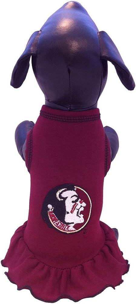 NCAA Max 67% OFF Florida State Seminoles Cheerleader Arlington Mall Dress Dog