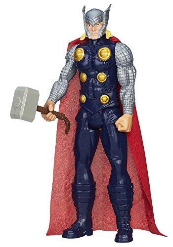 Marvel Avengers Serie Titan Hero, Thor, Personaggio da 30,5cm