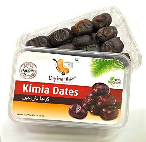 Dry Fruit Hub Soft Dates 400gms, Kimia Dates UAE Khajur, Mazafati Dates, Soft Dates, Fresh Juicy Dates