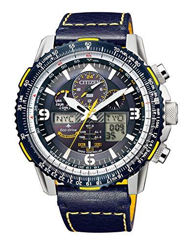 [シチズン] 腕時計 プロマスター エコ・ドライブ電波時計 ブルーエンジェルスモデル 特定店取扱モデル JY8078-01L メンズ