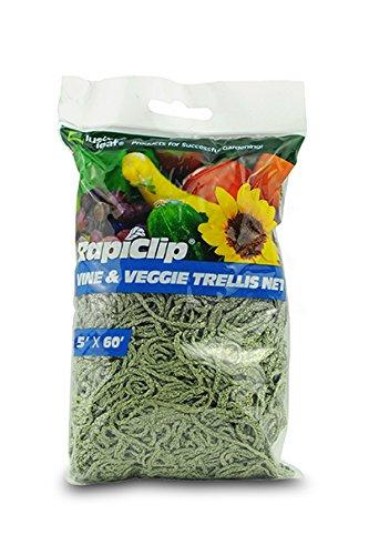 Luster Leaf 867 RapiClip Trellis Netting 5#039x60#039 Green