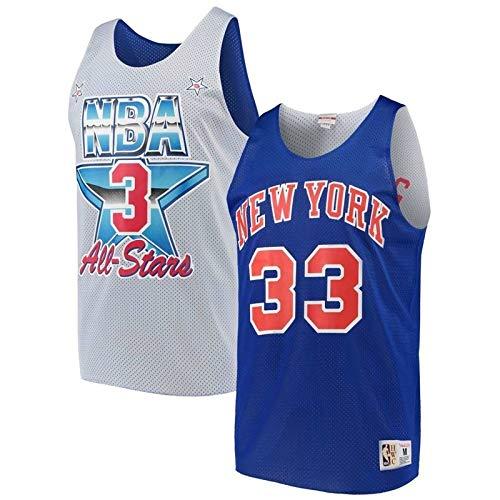 Mitchell & Ness New York Knicks Patrick Ewing - Maglia reversibile NBA All Star Patrick Ewing XS