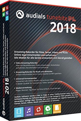 Preisvergleich Produktbild Audials Tunebite 2018 Platinum