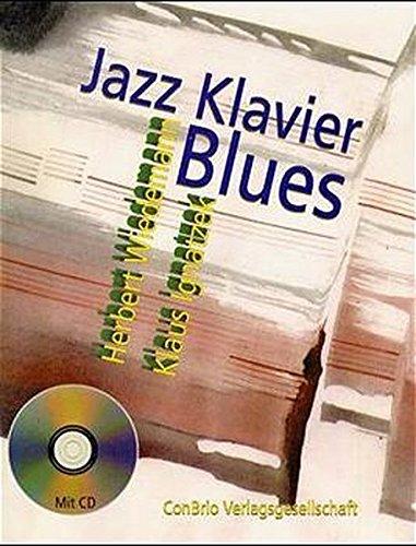 Jazzklavier - Blues: Klavier. Ausgabe mit CD.