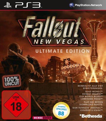 Fallout New Vegas - Ultimate Edition (100% Uncut)