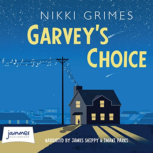 Garvey's Choice audiobook cover art