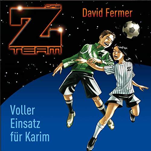 Voller Einsatz für Karim Titelbild