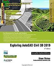 Exploring AutoCAD Civil 3D 2019, 9th Edition