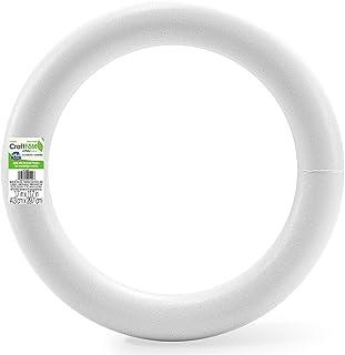 FLORACRAFT B002V3ENOS FLOXT12WU White Styrofoam