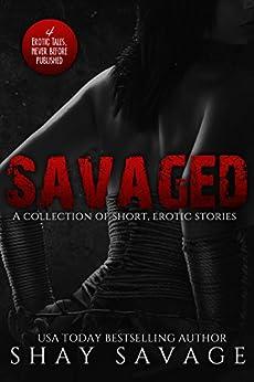 Savaged by [Shay Savage]