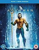 Aquaman [Edizione: Regno Unito] [Italia] [Blu-ray]