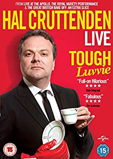 Hal Cruttenden - Tough Luvvie Live