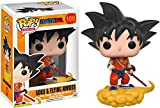 Funko Pop Dragon Ball - Goku and Flying Nimbus Orange Suit Exclusive...