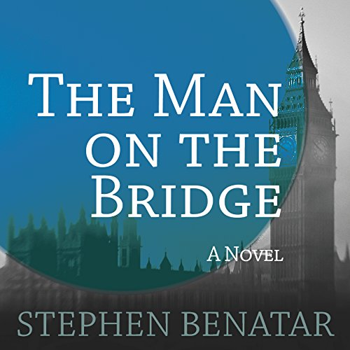 The Man on the Bridge audiobook cover art