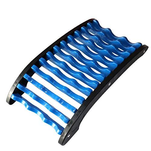 Orthopädisches Gerät zur Dehnung des Rückens, magische Rückenbehandlung, Lendenwirbelmassage