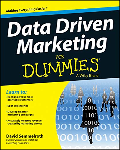 Data Driven Marketing FD (For Dummies Series)