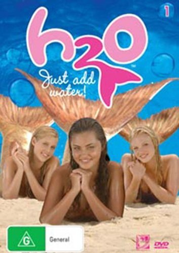 H2O: Just Add Water! - Season 1 - Vol. 1 ( Metamorphosis / Pool Party / Catch of the Day / Party Girls ) ( H2O: Just Add Water! - Season One [ Origen Australiano, Ningun Idioma Espanol ]