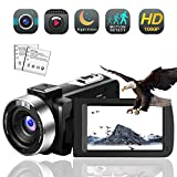 Video Camera Camcorder 24MP 1080P Full HD 30FPS...