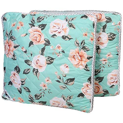 Stoffhanse Kissen 2er Set, floral | Bettwaren | Kopf-Kissen | nach Öko-Tex Standard