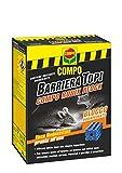 COMPO RODIX Block, Esca rodenticida professionale, pronta all'uso a base di una sostanza...