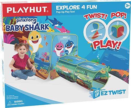 Basic Fun Playhut Tente de Jeu Pop-up Motif Licorne