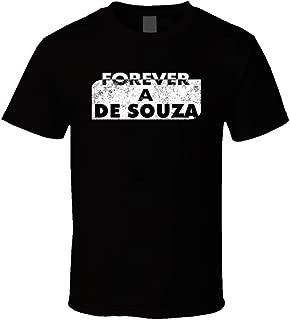 Forever a De Souza Last Name Family Reunion Group T Shirt