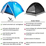 Aretus Eagle Tent Pop-Up Zelt 4P - 4