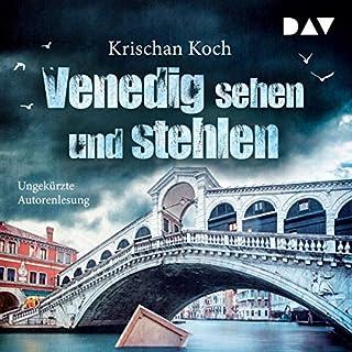 Venedig sehen und stehlen Titelbild