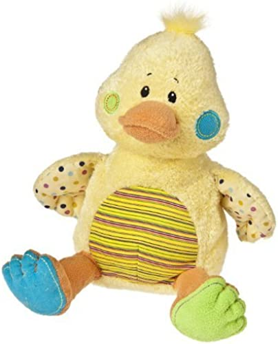 Mary Meyer Cheery Cheeks Plush Just Ducky 14  by Mary Meyer