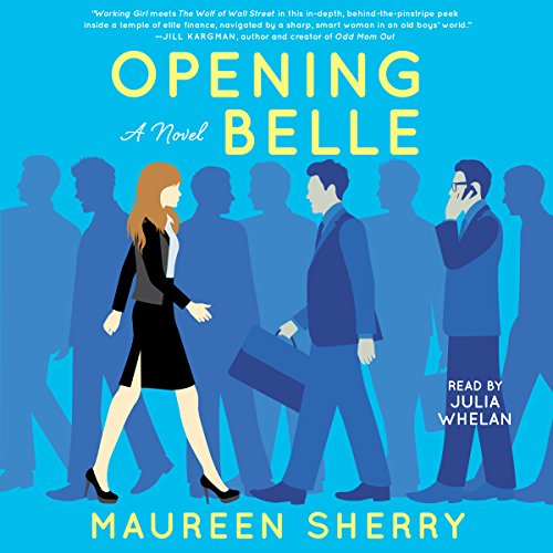 Opening Belle audiobook cover art