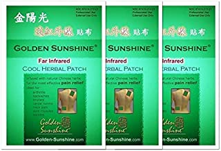 Best chinese herbal pain patches Reviews