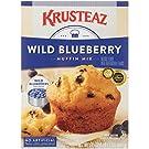 Krusteaz Wild Blueberry Muffin Mix, 17.1-Ounces