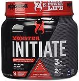 Cytosport Monster Initiate Nutritional Drink, Pre Workout Powder, Fruit Punch Flavored, 600 Gram (30 Servings)