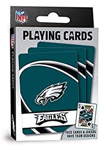 MasterPieces NFL Philadelphia Eagles Playing Cards