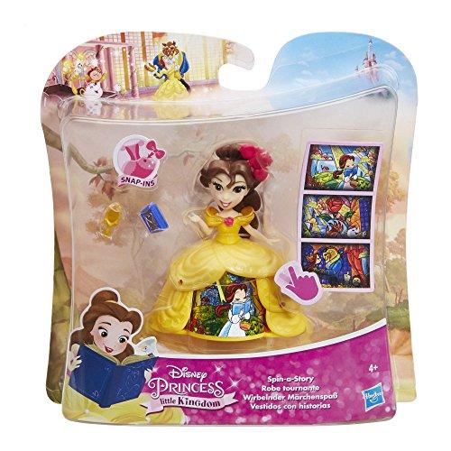 Hasbro France - B8962EU40 - Figurine - Mini Princesse Robe Tournante - Modèles aléatoire