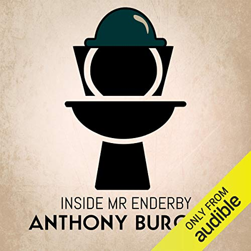 Inside Mr Enderby cover art
