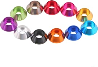 Tuanie Lnanqing-Seal Washer Aluminium Cap Head Washer M2 M2.5 M3 M4 M5 M6 Multicolor Aluminium Washer Voor Hex Socket Cap ...