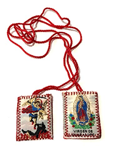Angelitos de Mexico Big Saint Benedict Key for Home Protection Wall Decor Hang on Door House Blessing