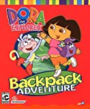 Interactive Dora the Explorer Backpack Adventure Cd Rom Game (Pc)